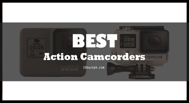 10 Best Action Camcorders Philippines