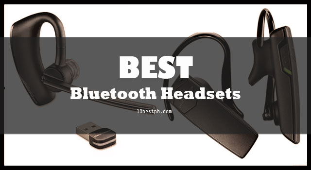 10 Best Bluetooth Headsets Philippines