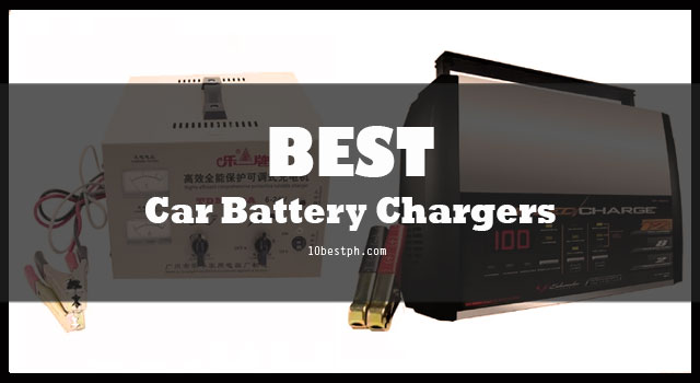 Auto Car Battery Charger