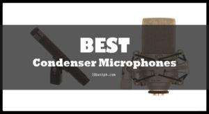 10 Best Condenser Microphones Philippines