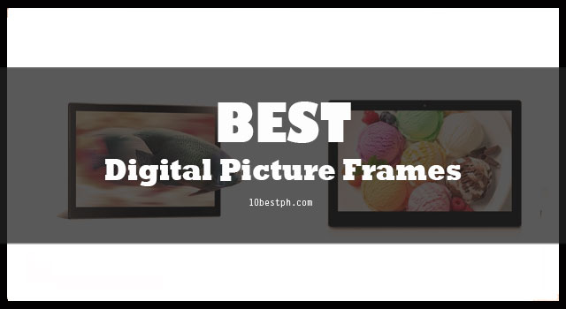 10 Best Digital Picture Frames Philippines 2018 | Lazada Available Items