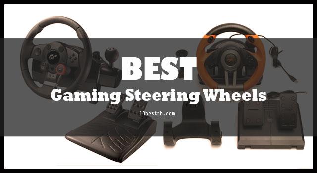 10 Best Gaming Steering Wheels Philippines