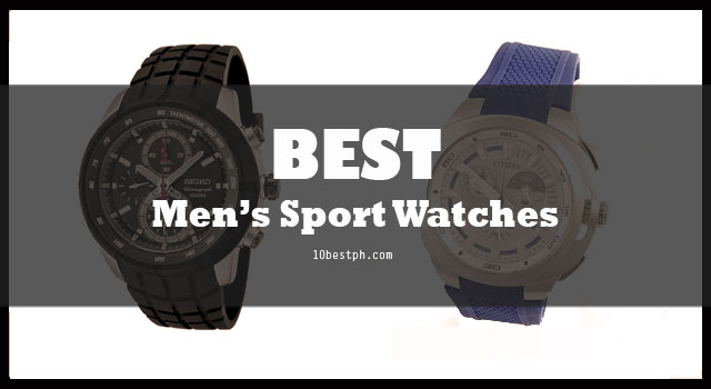8fd435017 10 Best Men s Sport Watches Philippines 2019