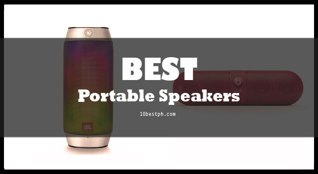 10 Best Portable Speakers Philippines