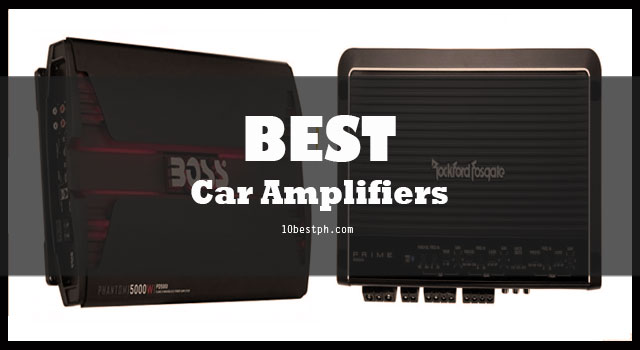 10 Best Car Amplifiers Philippines 2018 | Lazada Available Items
