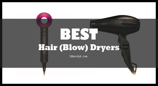 10 Best Hair Blow Dryers Philippines 2018