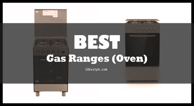 10 Best Gas Ranges Oven Philippines 2019 Lazada