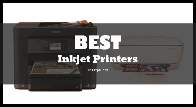 10 Best Inkjet Printers Philippines 2019 | Lazada Available