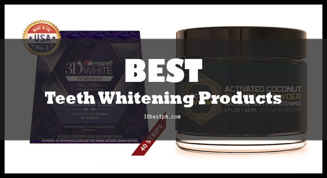 10 Best Teeth Whitening Products Philippines 2019 Lazada
